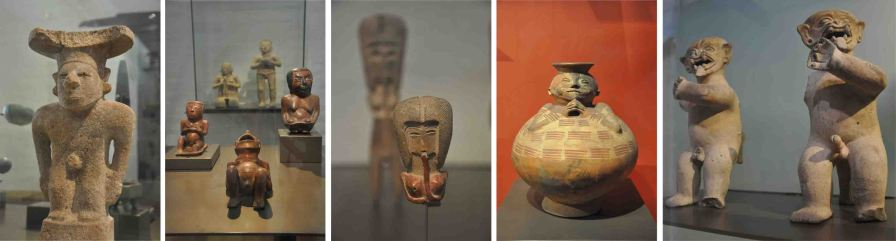 pre-colombian artifacts